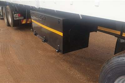Other Tri-Axle 12 meter Flat deck Trailers