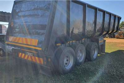 Other Tri-Axle Homebuilt Back End Tipper Trailers