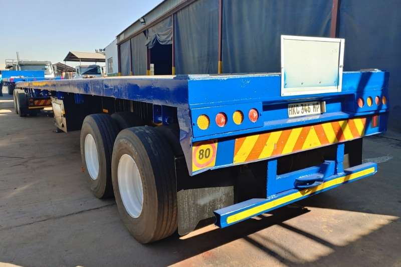 Other Trailers Various makes Superlink Flatdeck Trailers 1999