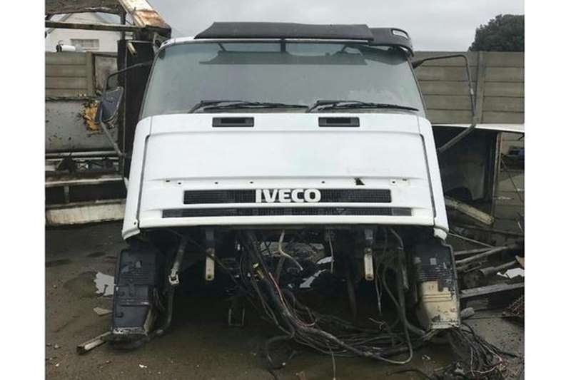 Other Truck 2003 Iveco EuroCargo Truck Cab 2003