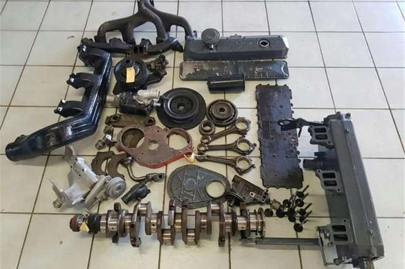 Other Truck ADE 366 Engine Parts 2010