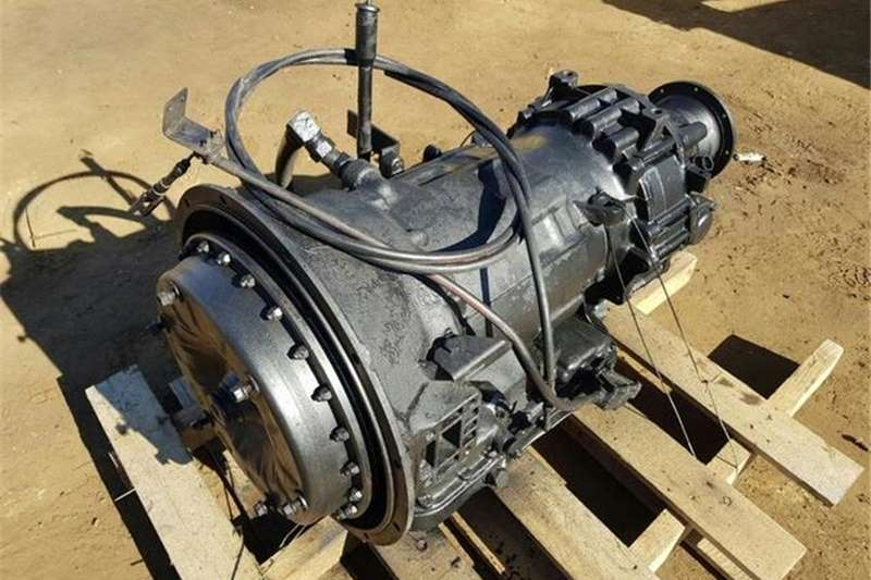 Other Truck Allison MT653 Truck Automatic Transmission 2001