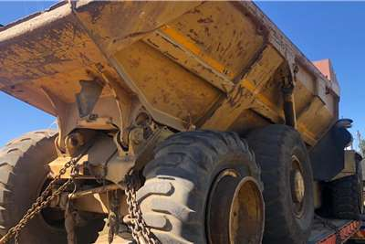 Other Bell B20C Dump Truck Stripping For Spares Truck