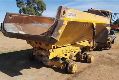 Other Bell B30D Dump Truck Stripping for Spares Truck