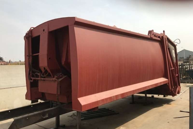Other Truck Compactor TFM HC300
