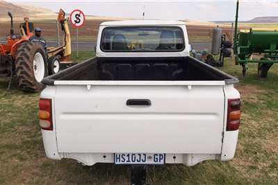 Other Mahindra Scorpio Single Cab Bakkie Truck
