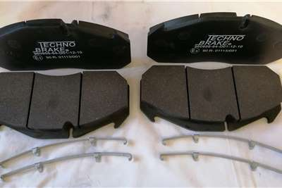 Other Brake Pads Mercedes / MAN (MA0024200820) Truck spares and parts