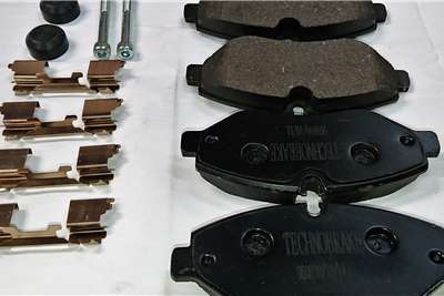 Other Brake Pads Mercedes Sprinter (D3632) Truck spares and parts