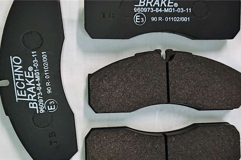 Other Disc Pads Front Turbo Daily (42536101) Truck spares and parts
