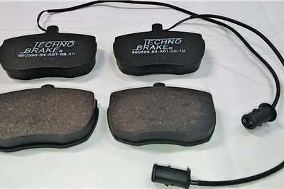 Other Disc Pads Turbo Daily (01906157) Truck spares and parts
