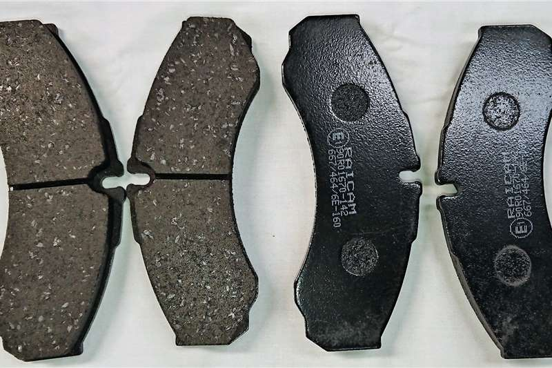 Other Disc Pads Turbo Daily (01906401) Truck spares and parts