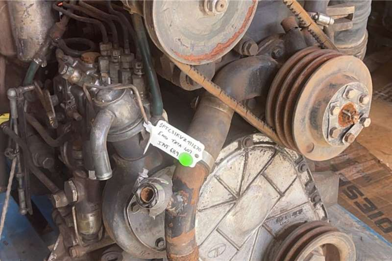Other Tata 407 Turbo Used Engine Truck spares and parts