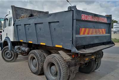 Other Tipping body Mercedes Benz 2535 Powerliner Tipper Truck