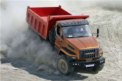 Other Tipping body URAL 16T 6X6 TIPPER Truck