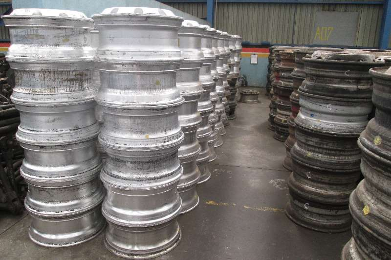 Other Truck-Tractor Steel & Aluminium Rims for all makes of trucks