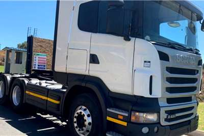 Other 2010 Scania R420 Truck tractors