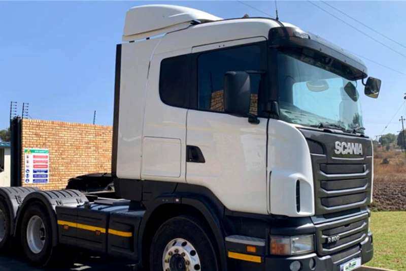 Other 2011 Scania R500 Truck tractors