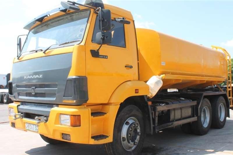 Other Truck Water tanker Kamaz 5115 97 18000L Water Tanker