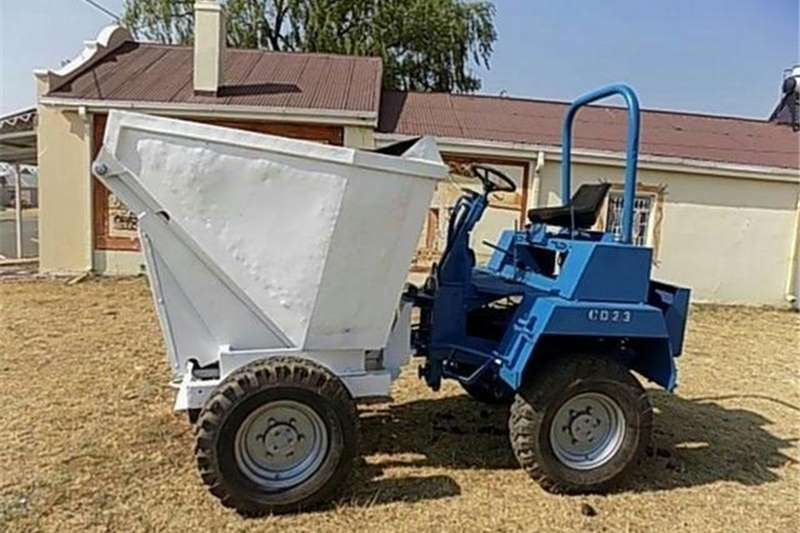 Other Truck Winget Concrete 2 Ton Dumper 4x4