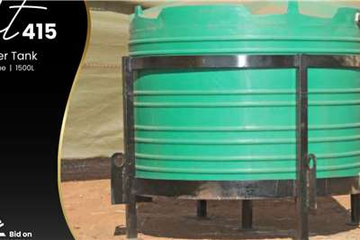 Water Tank 1500L Other