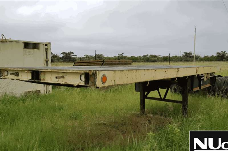 Paramount Trailers DOUBLE AXLE FLAT DECK LINK