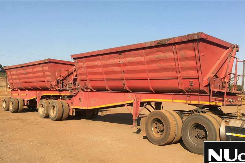 Paramount Trailers Side tipper PARAMOUNT TRAILERS SIDE TIPPER LINK 2014