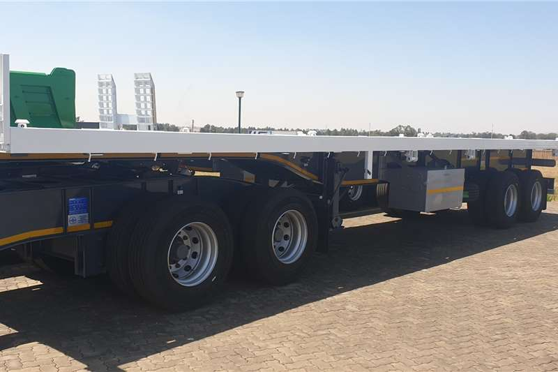 Paramount Superlink Superlink Flatdeck Trailers