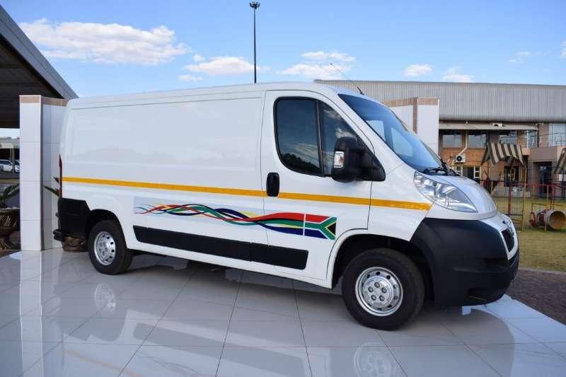 Peugeot LDVs & panel vans 2.2HDi Panel Van 2013
