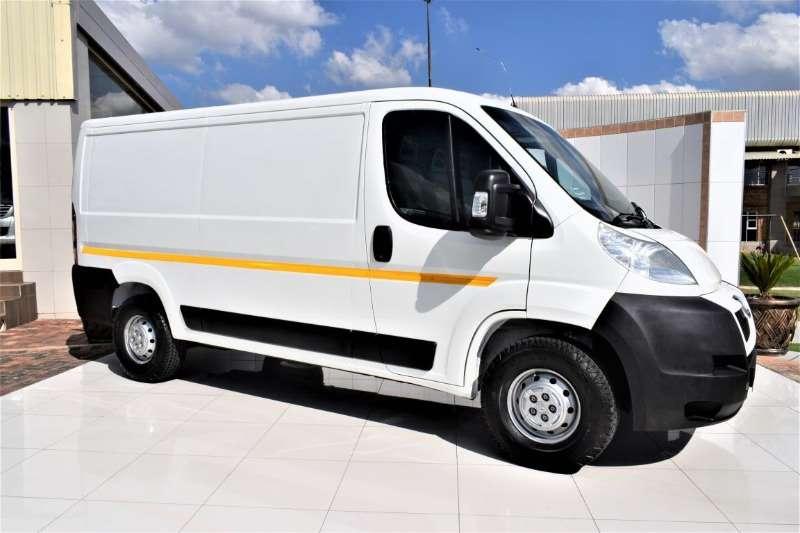 Peugeot LDVs & panel vans Boxer L2H1 2.2HDI Panel Van 2011