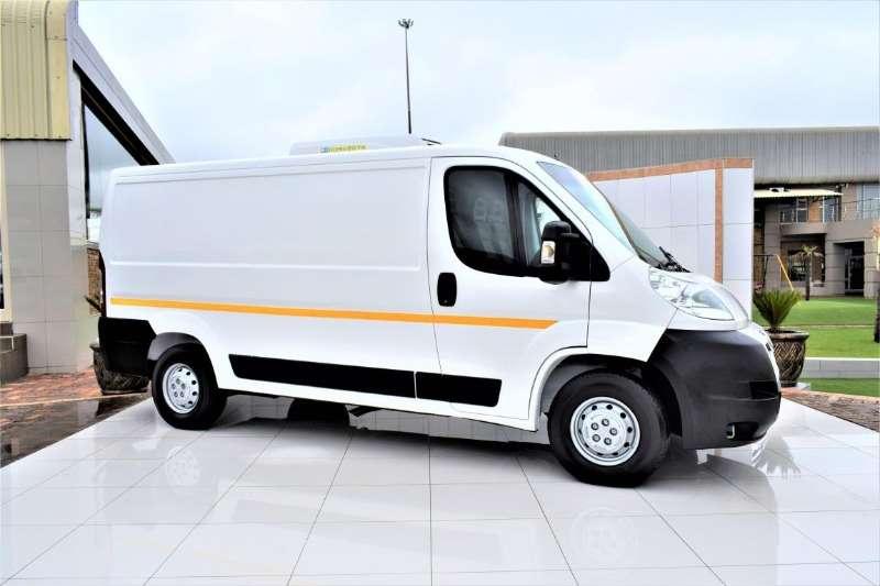 Peugeot LDVs & panel vans Boxer L3H2 2.2 Hdi Refrigerated Unit 2013