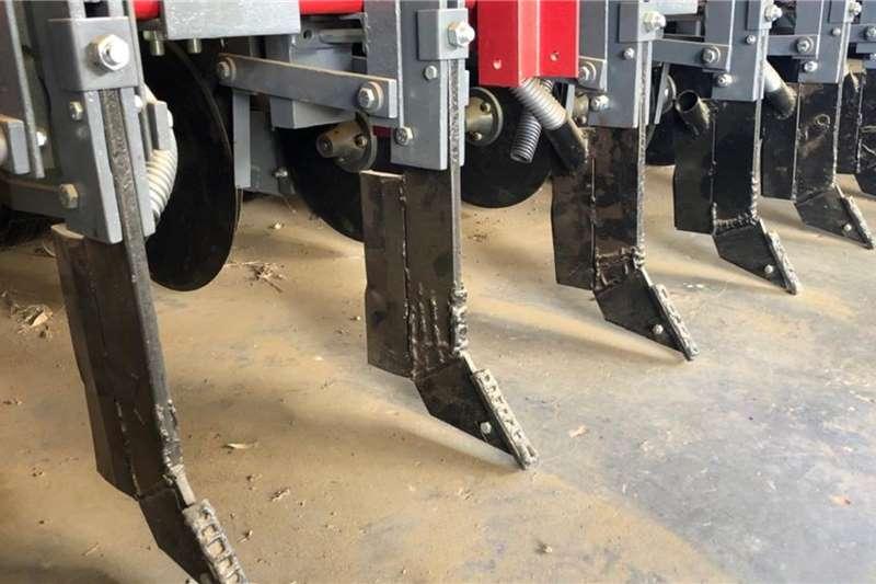 10 Row Bramley Planter Planting and seeding equipment