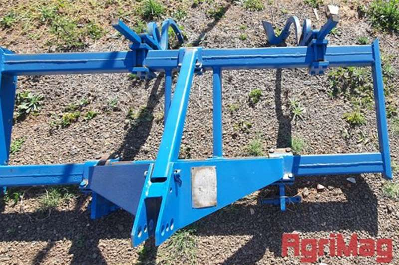 2 Tine Harrow Planting and seeding equipment
