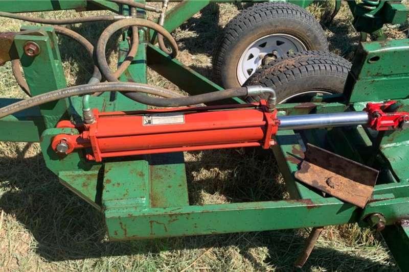 43 Tine John Shearer Fieldspan 7.0m Planting and seeding equipment