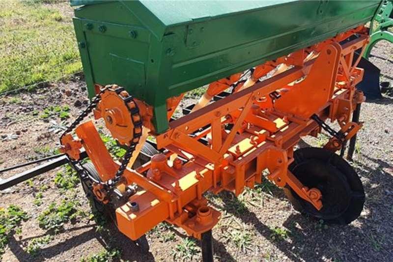 6 Row Planter Planting and seeding equipment