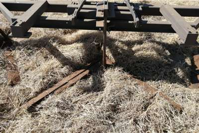 6 Ry x 0.76m 3 tand V Blade (Nuw Blades) Planting and seeding equipment