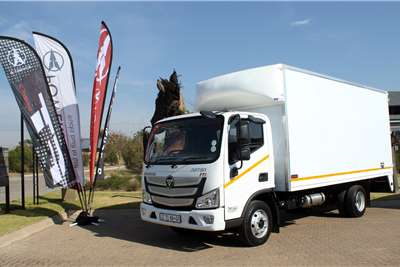 Powerstar FT5 M4 Chassis Cab Chassis cab trucks