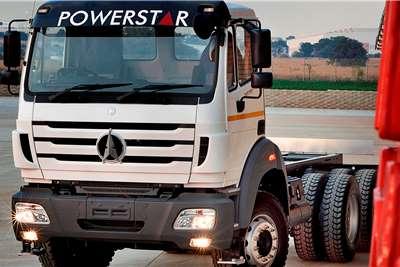 Powerstar Powerstar VX 2628 K Chassis cab trucks