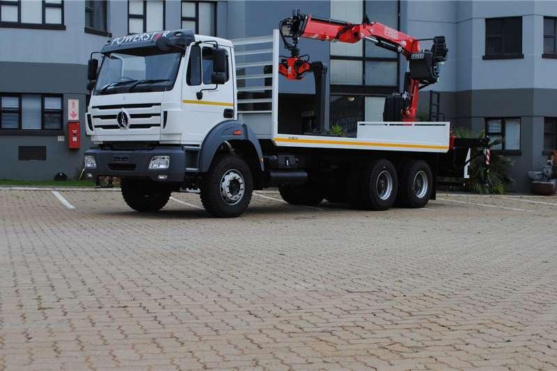 Powerstar Powerstar VX 3335K Chassis cab trucks