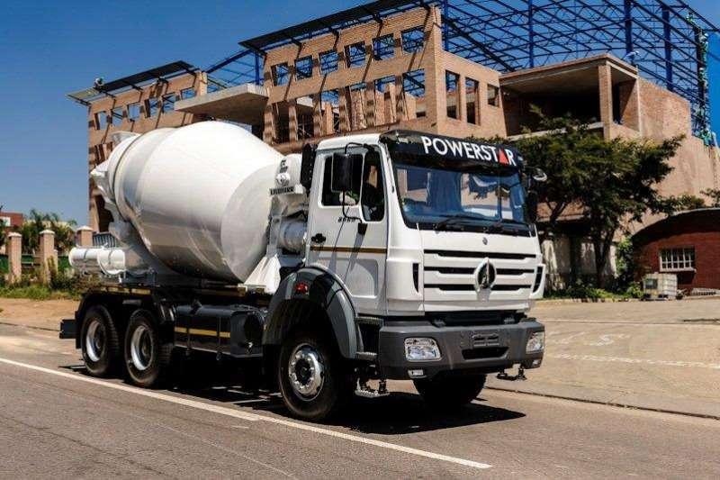 Powerstar Concrete mixer trucks New 2628 Powerstar 6m3 Concrete Mixer 2020
