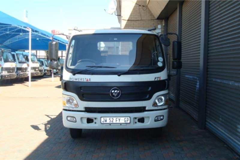 Powerstar FT5 4X2 DROPSIDE Dropside trucks