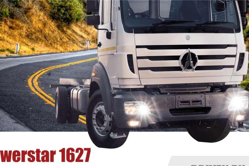 2021 Powerstar  Powerstar VX 1627 LWB 4x2