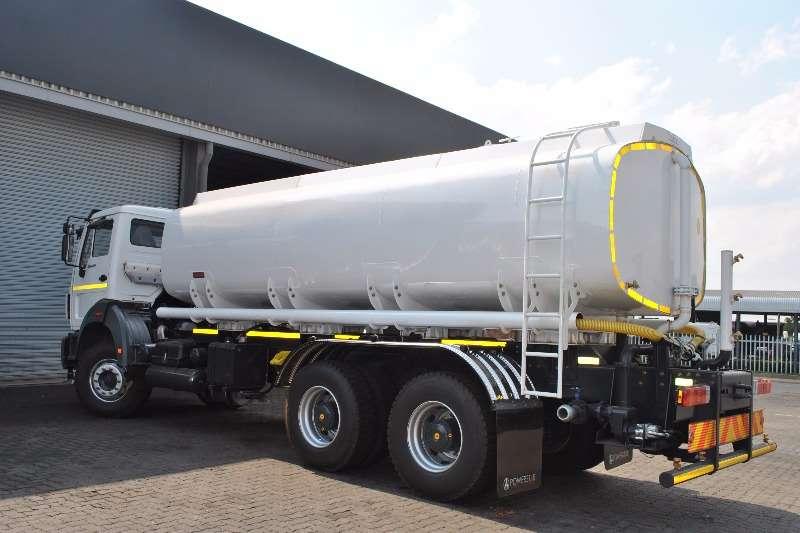 2020 Powerstar  Powerstar VX 2628 16 000l Water Tanker LWB