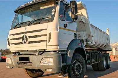 Powerstar 2628 10³ Tipper Tipper trucks