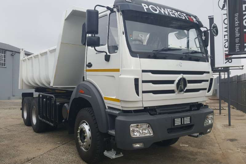 Powerstar Tipper trucks 2628 Powerstar 10m3 Tipper 2020