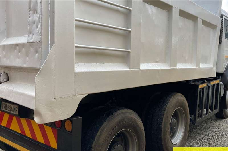 Powerstar 2642 10m3 Tipper Tipper trucks