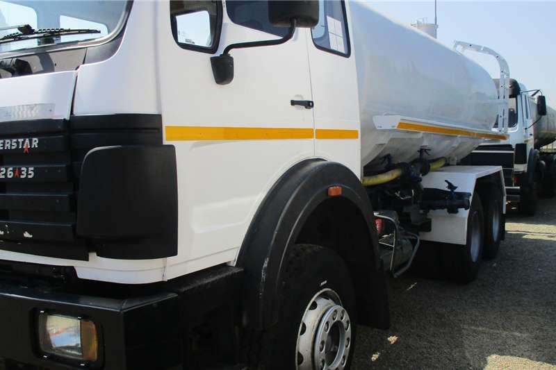 Powerstar Truck 26-28 Tanker 16000Ltr 2015