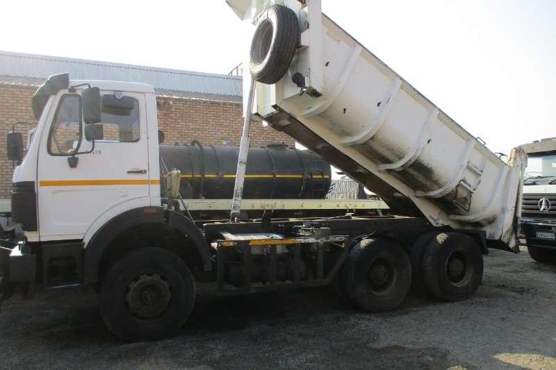 Powerstar Truck 26-28 Tipper 10m 2008