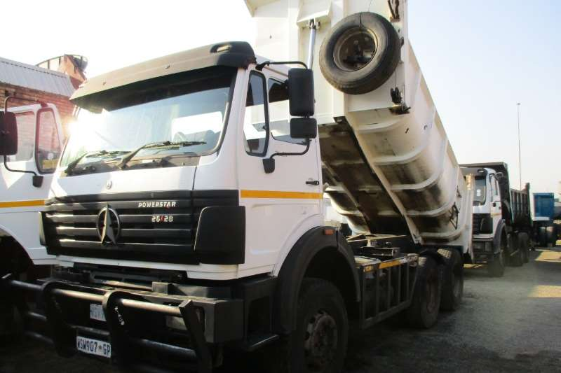 Powerstar Truck 26-28 Tipper 10m 2008