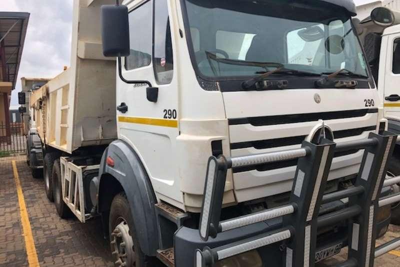 Powerstar Truck 26 28 Tipper 10m 2010
