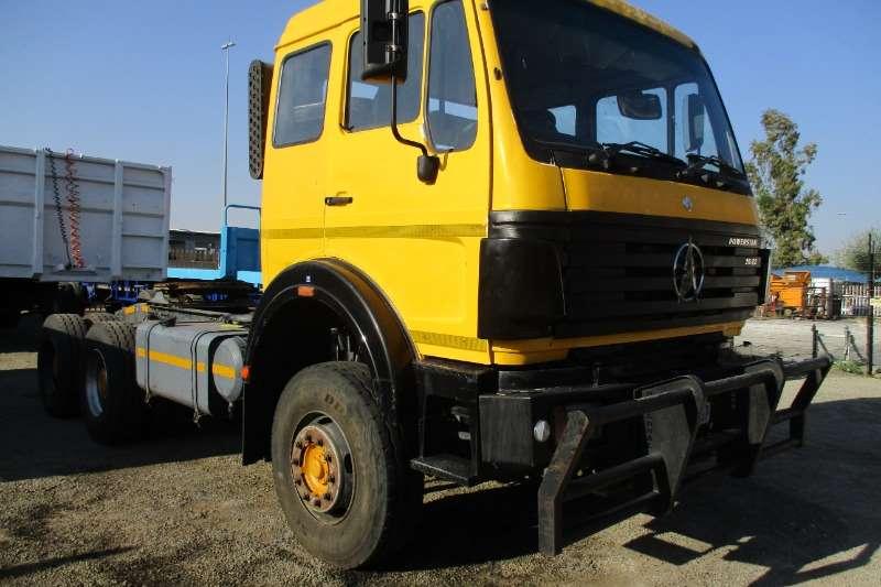 Powerstar Truck 26 42 D/Diff Horse 2008